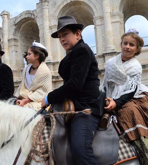 Fête des gardians Arles
